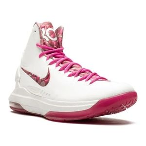KD V Premium Aunt Pearl Edition Basketball Shoes
